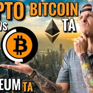 IS BITCOIN GOING TO CRASH. HOW HIGH CAN THE PRICE OF ETHEREUM GO?
