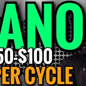 NANO PRICE PREDICTIONS 2021  CRYPTO NEWS TODAY