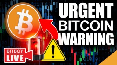URGENT Bitcoin Warning for U.S. Crypto Holders (Banks Shutting Accounts Down)