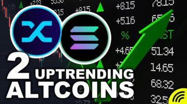 Two UPTRENDING Alts Crypto Projects with outstanding potential