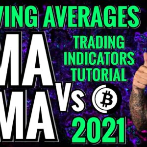 What is The Difference Between a EMA and SMA