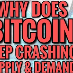 Why Does Bitcoin Keep Crashing