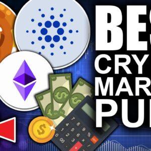 $500m Coinbase Purchase Ignites Crypto Market (Greatest Cardano Pump)
