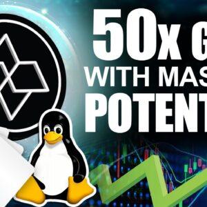 50x Linux Altcoin GEM (Cartesi Token has HUGE Potential)