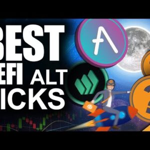BEST Altcoin Picks (Ethereum MOON Potential)