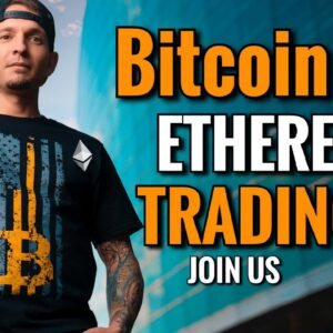 Bitcoin Live / Ethereum News Alerts