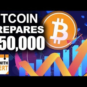 Bitcoin Prepares For $50k (WATCH THESE Key Levels)