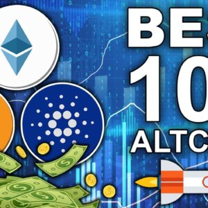 Boost Your Crypto Portfolio (Best Altcoins With 10X Potential)