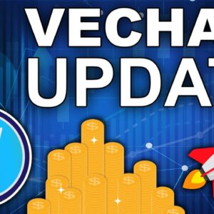 Bullish VeChain VET News (Best Altcoin With 10X Potential)