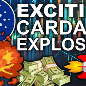 Cardano Explosive Breakout Imminent (Exciting Price Prediction for 2021)