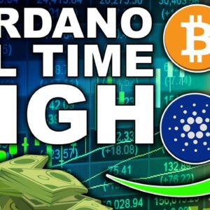 Cardano Rises to All Time High at $2.54 (XRP is Next!)