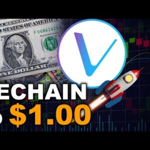Chance for $1 VeChain This Year? (Most Powerful Adoption Incoming)