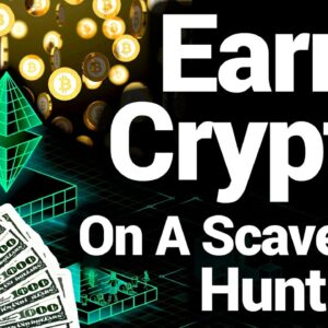 Crypto Scavenger Hunt In Mainstream Games
