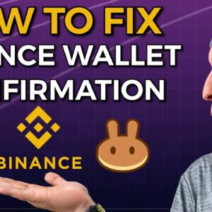 How to confirm Transaction Binance Wallet Pankcake Swap