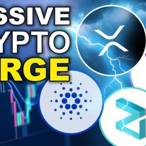 Massive Crypto Surge (Most Exciting Altcoin Season 2021 Soon)