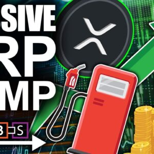 Massive XRP Pump FINALLY Here!! (Most Exciting News For Crypto)