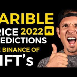 RARIBLE PRICE PREDICTIONS 2022 // RARI CRYPTO NEWS