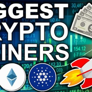 These Top Altcoins Are Breaking Out (Don't Miss Out)