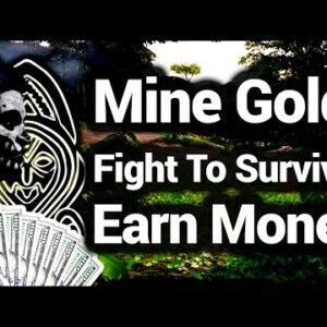 This NFT Game Will Have You Addicted To GOLD Mining!