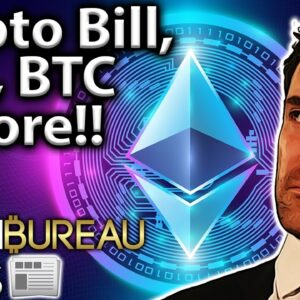 This Week in Crypto: EIP1559, Crypto Bill, Binance KYC & More!!