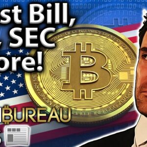 This Week in Crypto: US Bill, ETH Upgrade, SEC & More!!