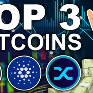Top 3 Best Altcoins to Watch For (Top Crypto Gems)