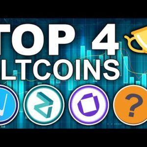 Top 4 Altcoins with Strongest Potential (Exclusive TA for Key Levels)