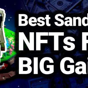 Top Rare Sandbox Game NFTs For Profit
