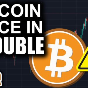 WARNING Bitcoin Price In Trouble (Key 20 Day Support Line)