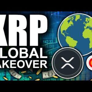 XRP News: Global Takeover Begins NOW (EWT Secret Alt Coin Partnership)