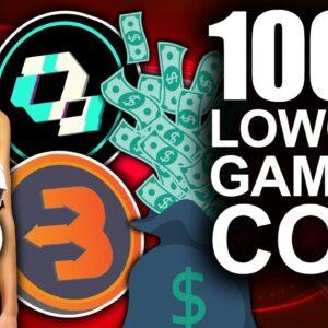 #1 Low Cap Gem For Gaming!! (Best Shot For Huge Gains)