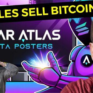 Bitcoin Crash // Star Atlas Solana Price Predictions
