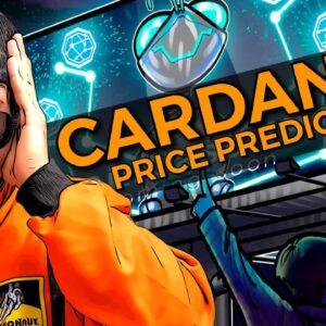Cardano Price Prediction Today