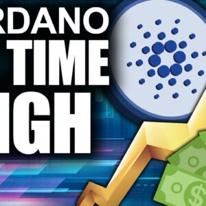 Cardano Update (ALL TIME HIGHS Are Just The Beginning)