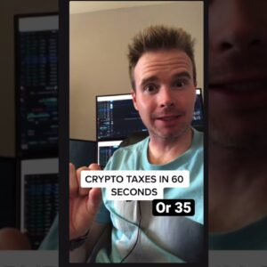 Crypto Taxes May Not Be Final Until 2025 #crypto #bitcoin #taxes