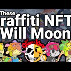 First Graffiti NFTs Will Moon! (10k Generative PFP Project)