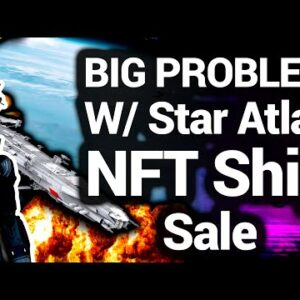 How To Buy Star Atlas NFT Ships (Why You May NOT Want To)