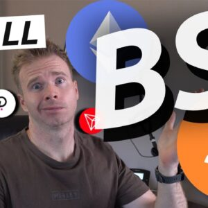 I am Going To Sell The Top And Buy The Bottom | BIGGEST LIE IN CRYPTO
