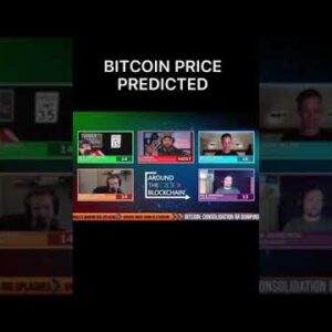 Bitcoin Price Prediction Around The Blockchain #bitcoin #crypto #investing