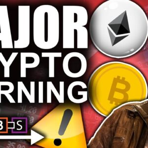 Major WARNING From Cardano Creator!! (Must Watch Before Massive Upgrade)