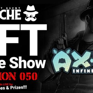 Make $100+ A Day With Axie Infinity NFT Game (Secret Agent 'Stache)