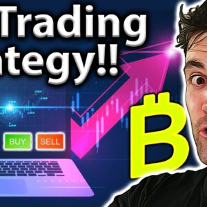 My Crypto Trading Strategy REVEALED!! Top TIPS! 💯