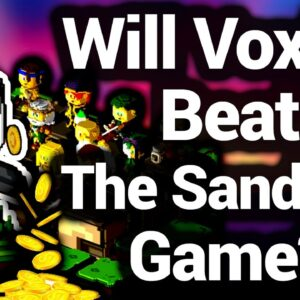 New Play To Earn Game To Rival The Sandbox?