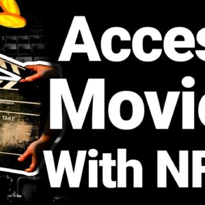 NFT Movie Industry Passive Income Project