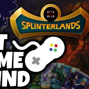 Splinterlands - NFT Game To Earn $100+ (NFT GAME GRIND)