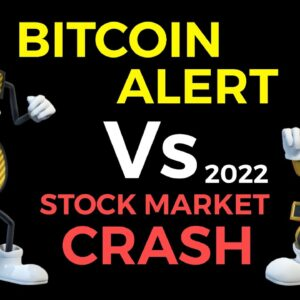 Stock Market Crash vs Bitcoin
