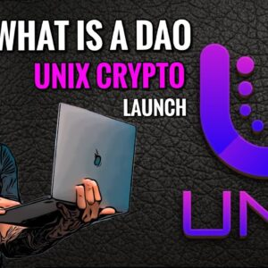 WHAT IS A DAO UNIX CRYPTO